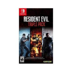Resident Evil Triple Pack - Importación USA-Nintendo Switch
