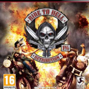 Ride to Hell: Retribution-Sony Playstation 3