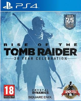 Rise of the Tomb Raider-Sony Playstation 4