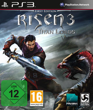 Risen 3: Titan Lords-Sony Playstation 3