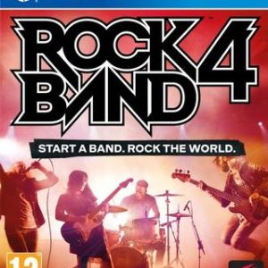 Rock Band 4-Sony Playstation 4