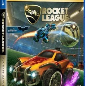 Rocket League Ultimate Edition-Sony Playstation 4