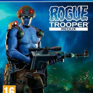Rogue Trooper Redux-Sony Playstation 4