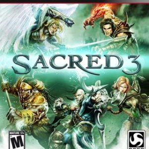Sacred 3-Sony Playstation 3