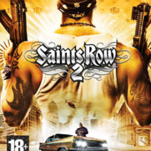 Saints Row 2-Sony Playstation 3