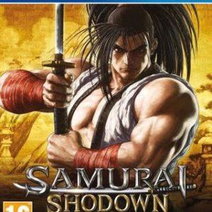 Samurai Shodown-Sony Playstation 4