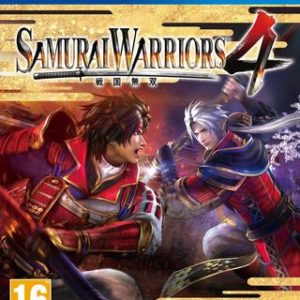 Samurai Warriors 4-Sony Playstation 4