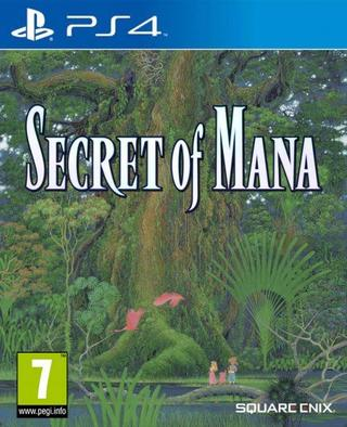 Secret of Mana-Sony Playstation 4