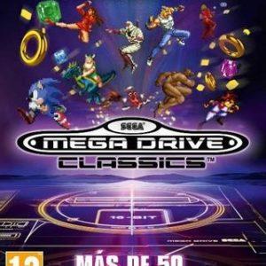Sega Mega Drive Classics-Microsoft Xbox One