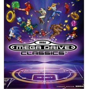 Sega Mega Drive Classics-Nintendo Switch