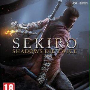 Sekiro Shadows Die Twice-Microsoft Xbox One