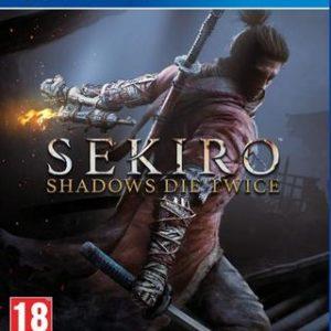 Sekiro Shadows Die Twice-Sony Playstation 4