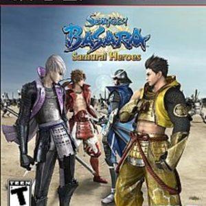 Sengoku Basara: Samurai Heroes-Sony Playstation 3