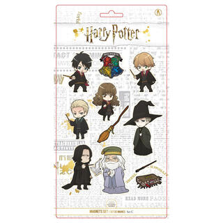 Set 11 Imanes Personajes Harry Potter-