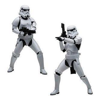 Set 2 Figuras Storm Trooper Artfx+ Star Wars-