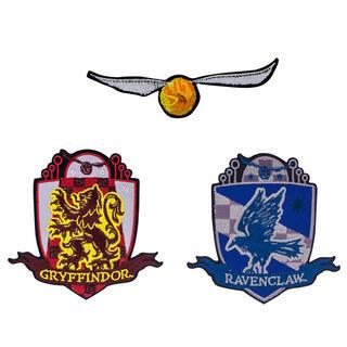 Set 3 Parches Golden Snitch Harry Potter-