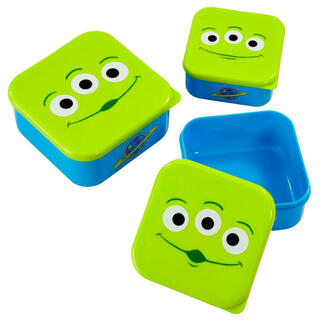 Set 3 Tupper Alien Toy Story 4 Disney Pixar-