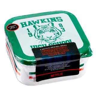 Set 3 Tupper Hawkins High School Stranger Things-