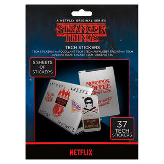 Set 37 Vinilos Stranger Things-