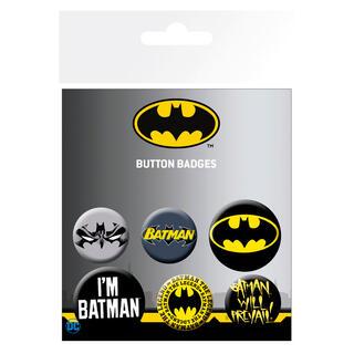 Set Chapas Batman Dc Comics-