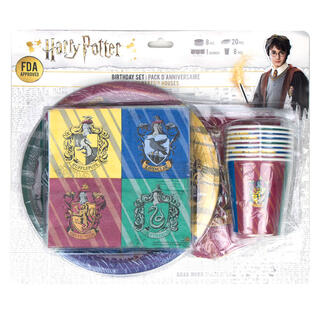Set Cumpleaños Hogwarts Harry Potter-