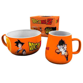 Set Desayuno Dragon Ball-