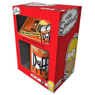 Set Regalo Cerveza Duff Simpsons-