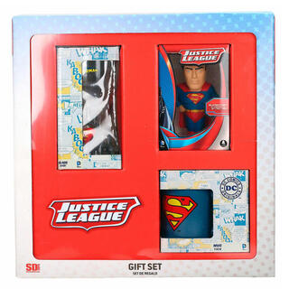 Set Regalo Superman Dc Comics-