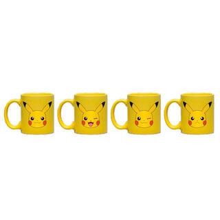 Set Taza Espresso Pikachu Pokemon-