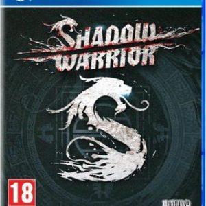 Shadow Warrior (2013)-Sony Playstation 4