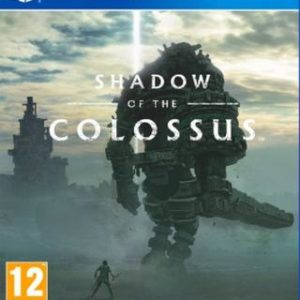 Shadow of the Colossus-Sony Playstation 4