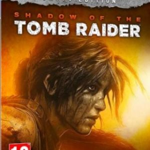 Shadow of the Tomb Raider Lara Croft Edition-Sony Playstation 4