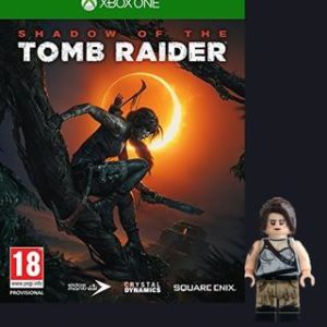 Shadow of the Tomb Raider-Microsoft Xbox One
