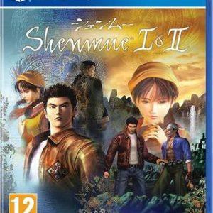 Shenmue I & II-Sony Playstation 4