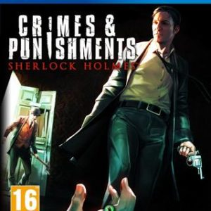 Sherlock Holmes: Crimes & Punishments-Sony Playstation 4