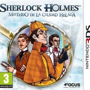 Sherlock Holmes: Misterio de la Ciudad Helada-Nintendo 3DS