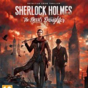 Sherlock Holmes: The Devil's Daughter-Sony Playstation 4