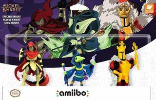 Shovel Knight: Treasure Trove (Pack 3 Amiibo)-amiibo