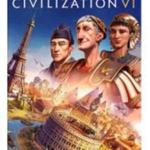 Sid Meier`s Civilization VI-Nintendo Switch