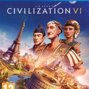 Sid Meier´s Civilization VI (6)-Sony Playstation 4