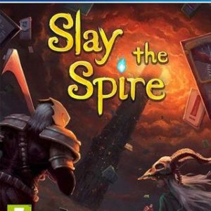 Slay The Spire-Sony Playstation 4