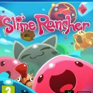 Slime Rancher-Sony Playstation 4