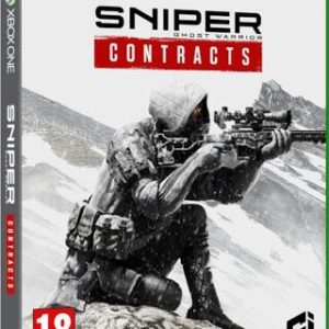 Sniper Ghost Warrior Contracts-Microsoft Xbox One