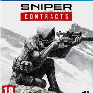 Sniper Ghost Warrior Contracts-Sony Playstation 4
