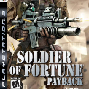 Soldier of Fortune: Payback-Sony Playstation 3