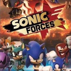 Sonic Forces-Nintendo Switch
