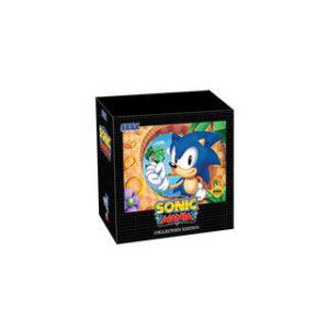 Sonic Mania Edición Coleccionista - Importación USA-Nintendo Switch