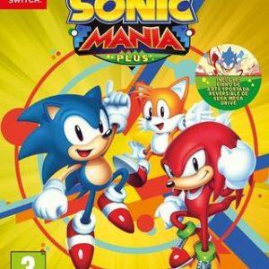 Sonic Mania Plus-Nintendo Switch