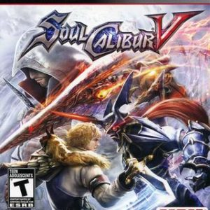 Soul Calibur V-Sony Playstation 3