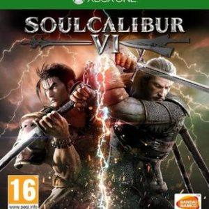Soul Calibur VI (6)-Microsoft Xbox One